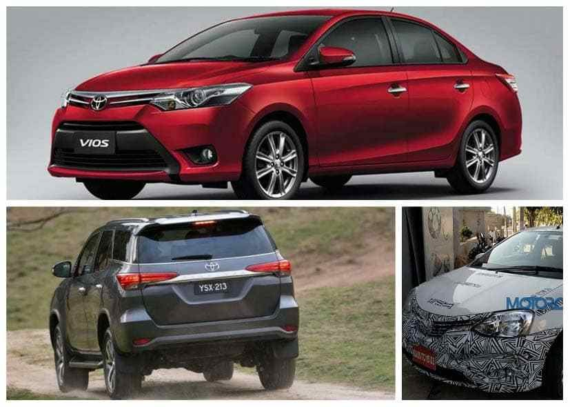 New Toyota Upcoming Cars In India Ndtv Carandbike On This Month