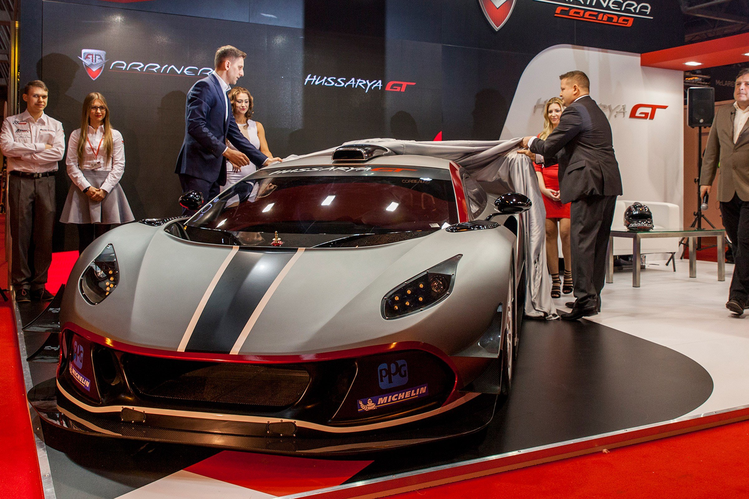 New Arrinera Hussarya Gt Polish Supercar Launched Auto Express On This Month