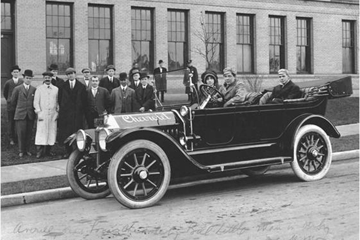 New The Storied History Of Chevrolet On This Month
