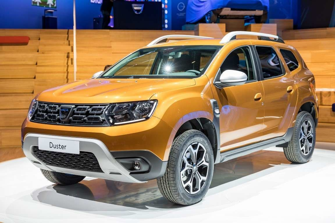 New Nuovo Dacia Duster 2018 Foto Allaguida On This Month
