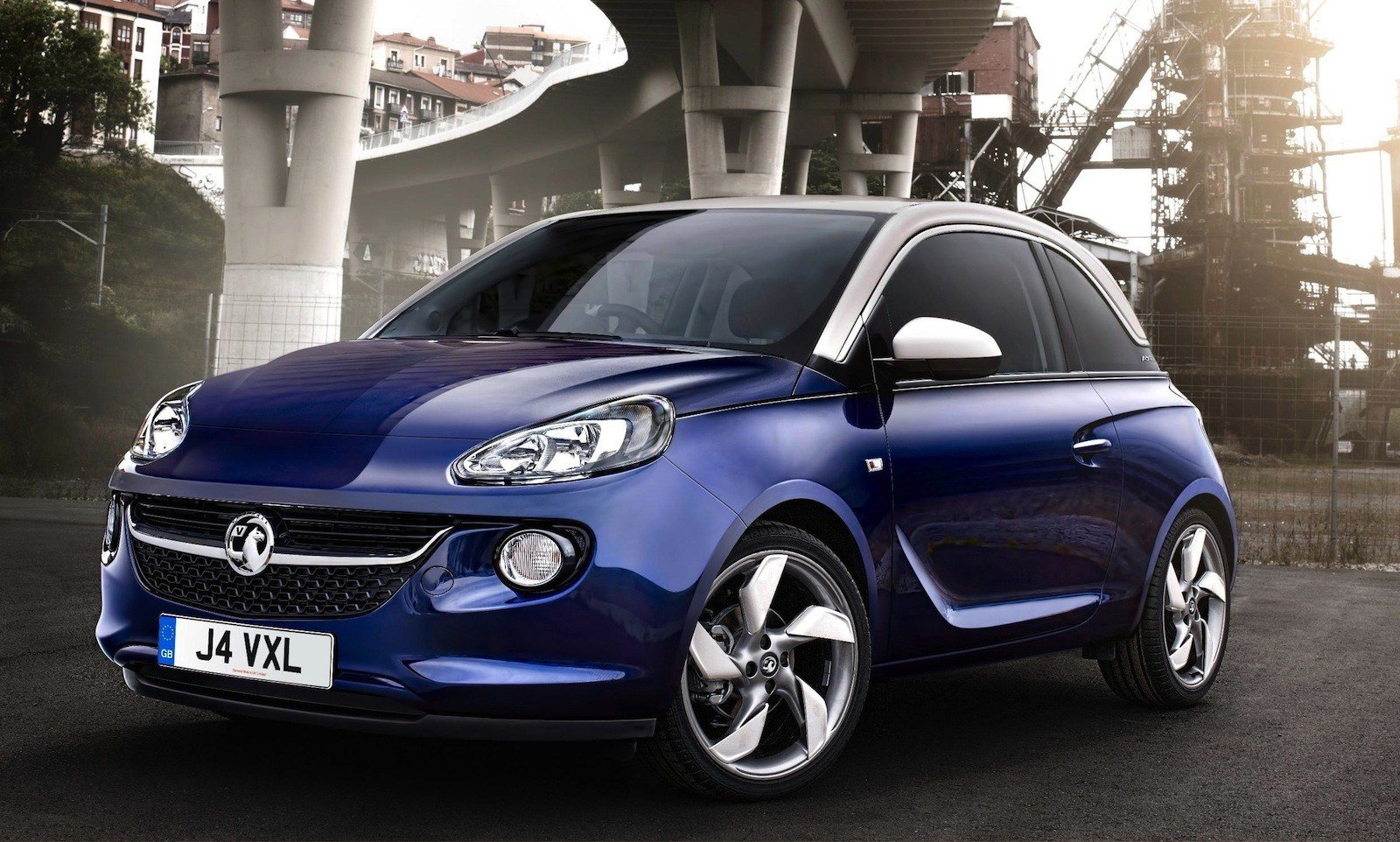 New Opel Adam Stylish City Car Not For Oz Photos 1 Of 11 On This Month