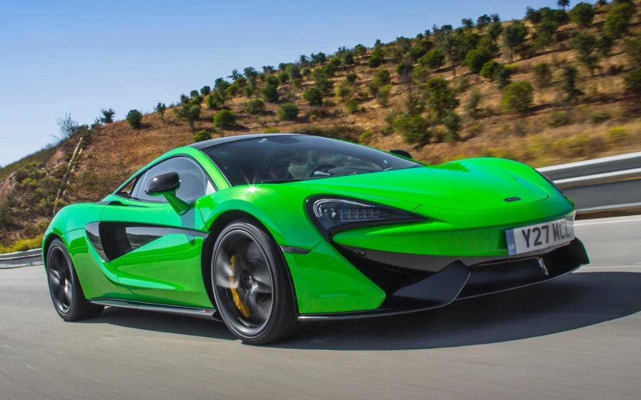 New Driven The £140 000 Budget Mclaren 570S On This Month