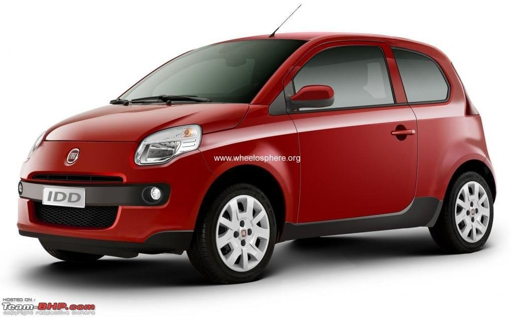 New Fiat S India Bound Small Car Team Bhp On This Month