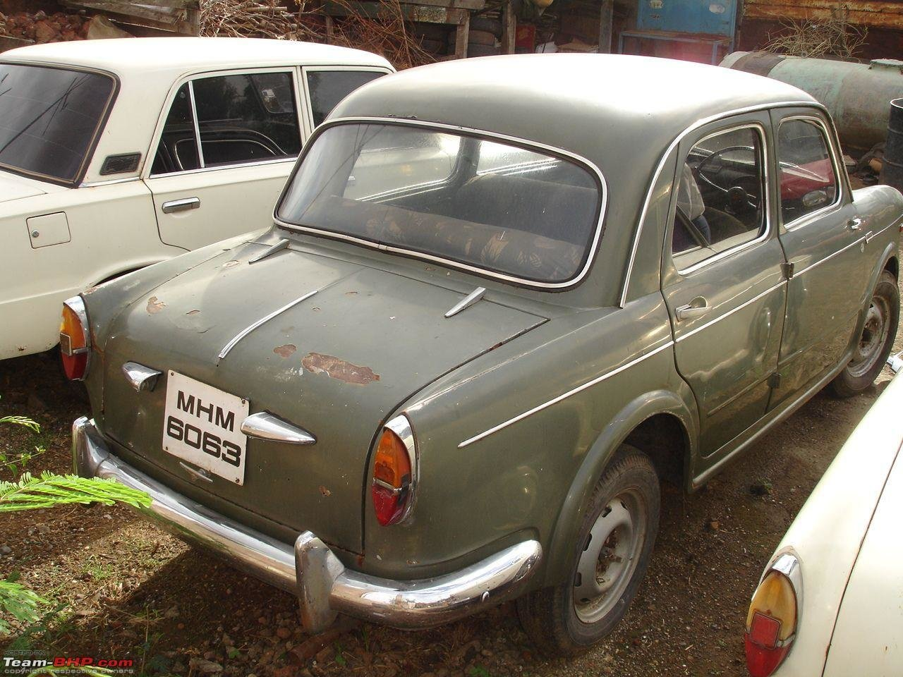 New Fiat Classic Car Club Mumbai Page 250 Team Bhp On This Month