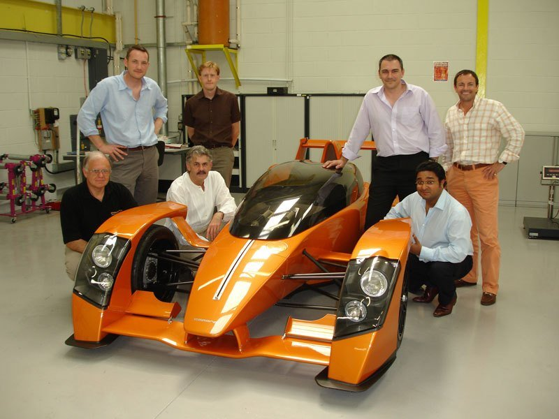 New Gordon Murray Turns To A Micro Car Venture Wired On This Month