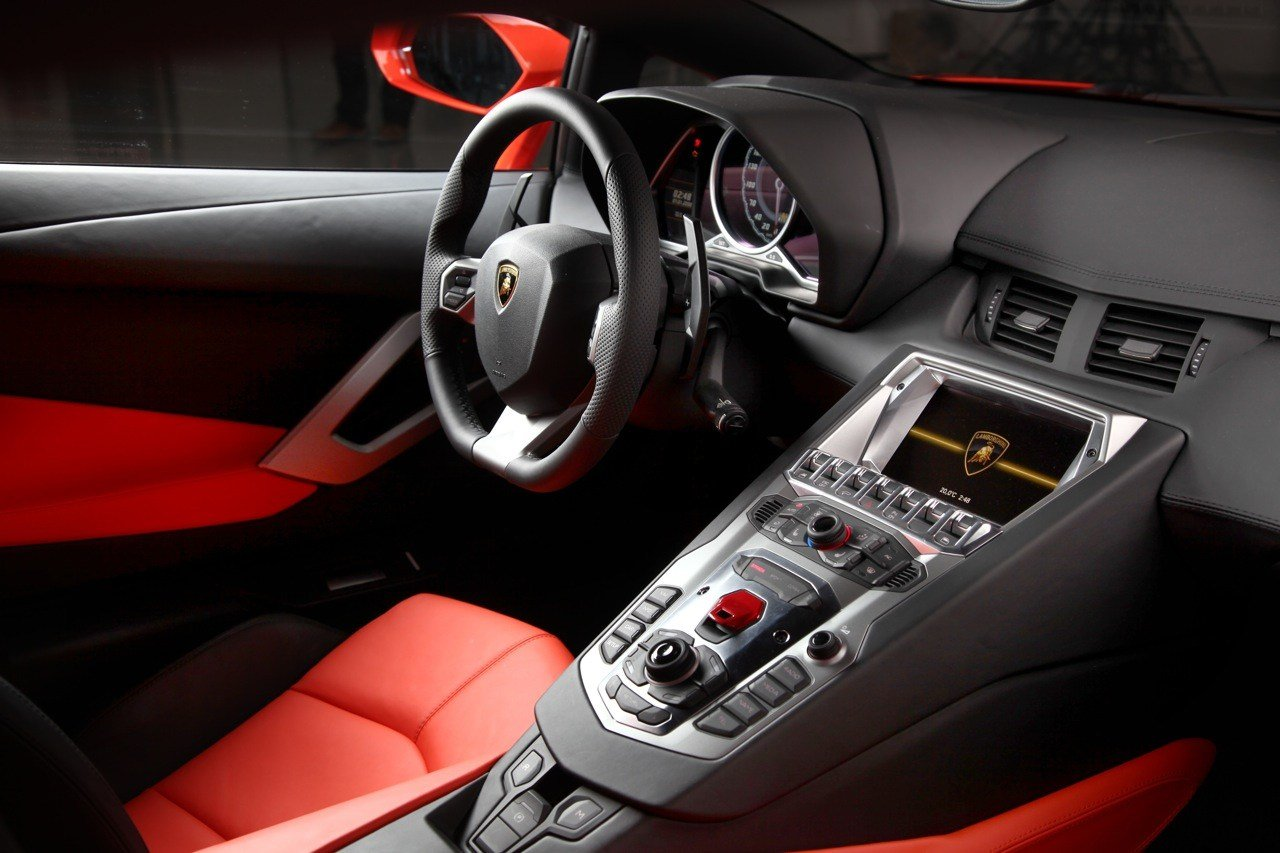 New 100 Hot Cars » Blog Archive » Inside And Out Of The New On This Month