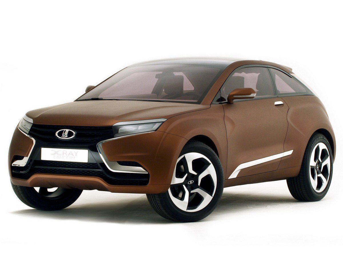 New 2013 Lada X Ray Concept World Premiere In Moscow Video On This Month