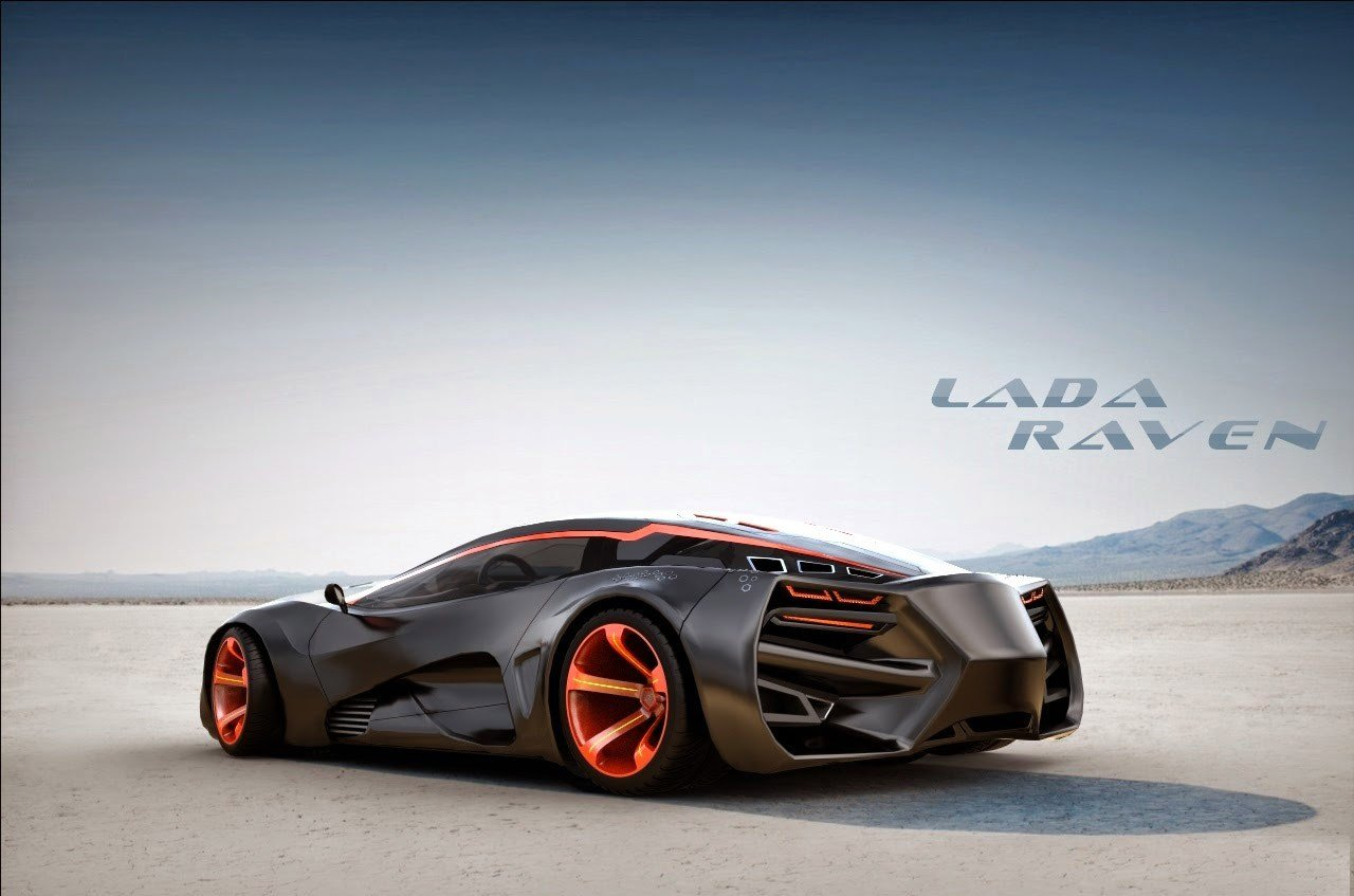 New Lada Has In Mind A Supercar Concept Video On This Month