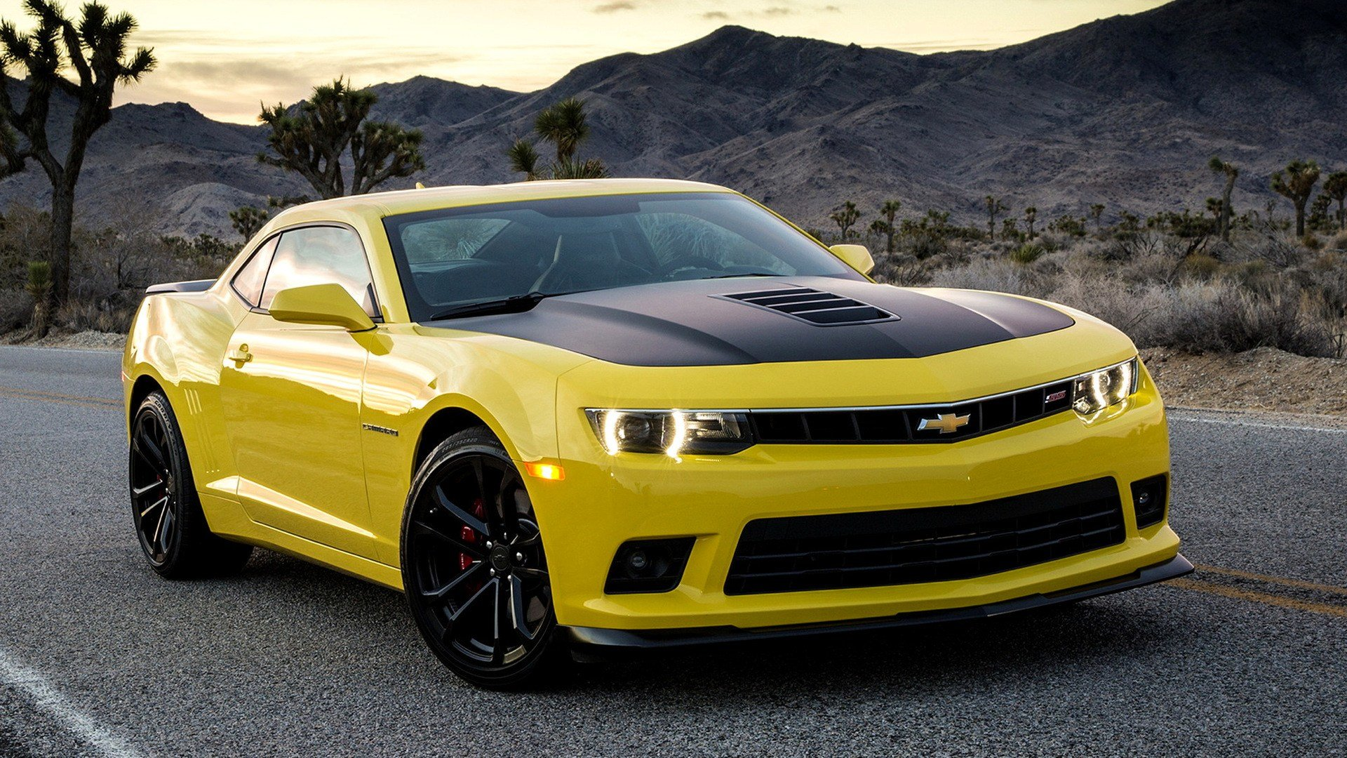 New Chevrolet Camaro Ss 1Le 2014 Wallpapers And Hd Images On This Month