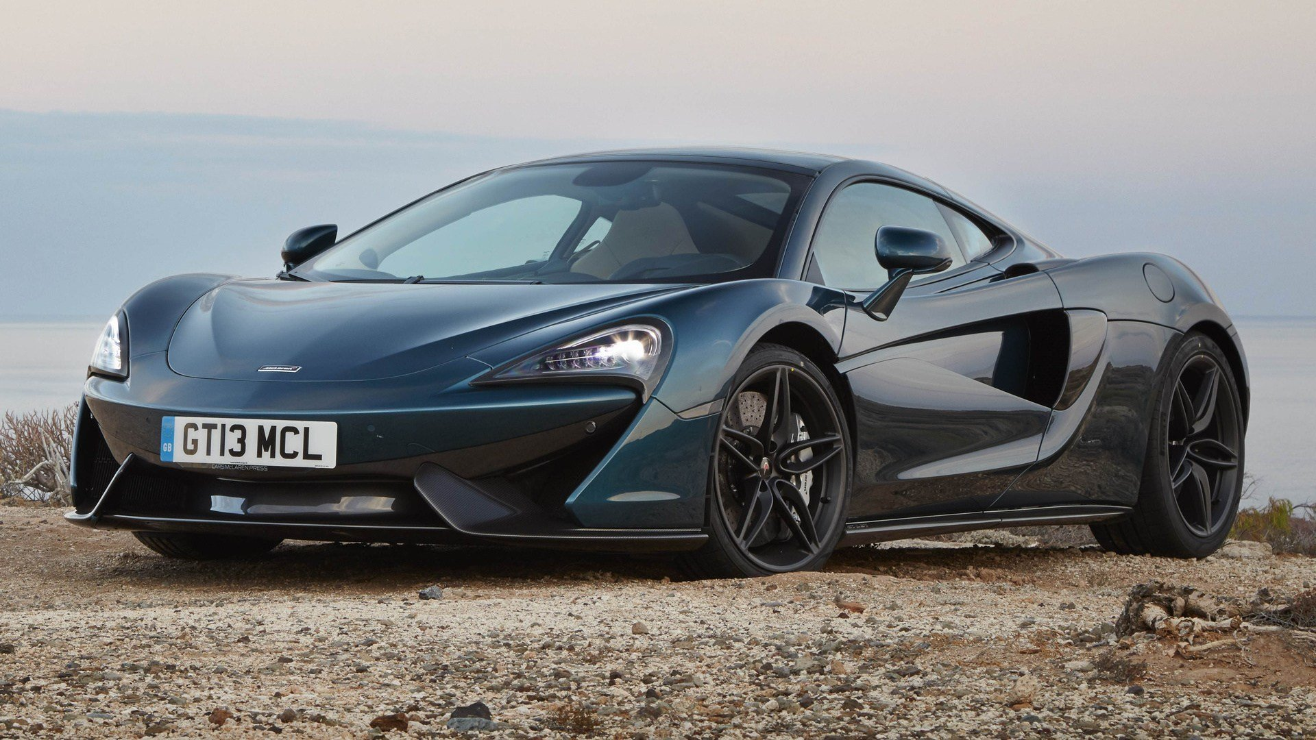 New Mclaren 570Gt 2016 Wallpapers And Hd Images Car Pixel On This Month