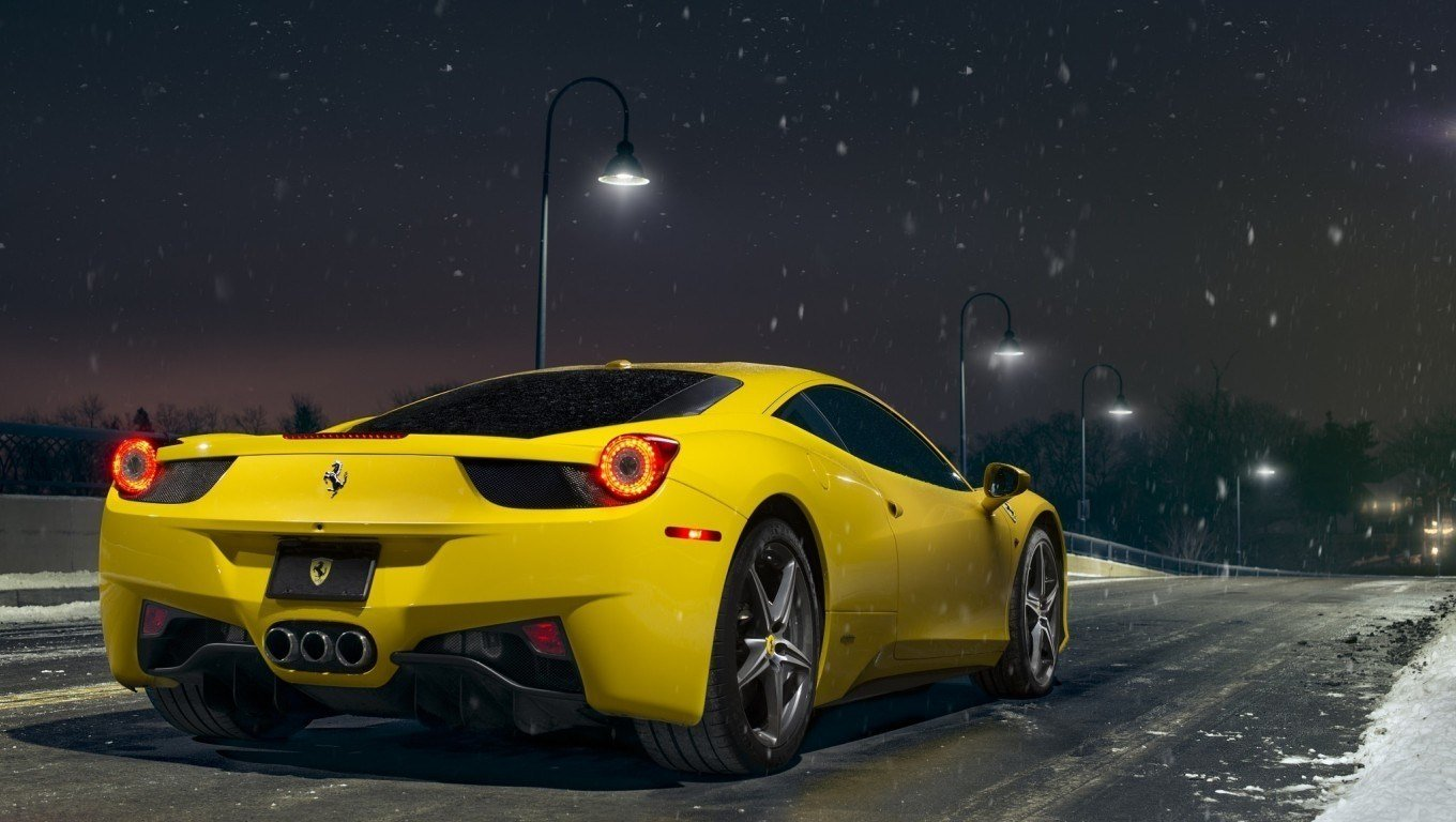 New Sports Car Ferrari Wallpapers Hd Desktop And Mobile On This Month