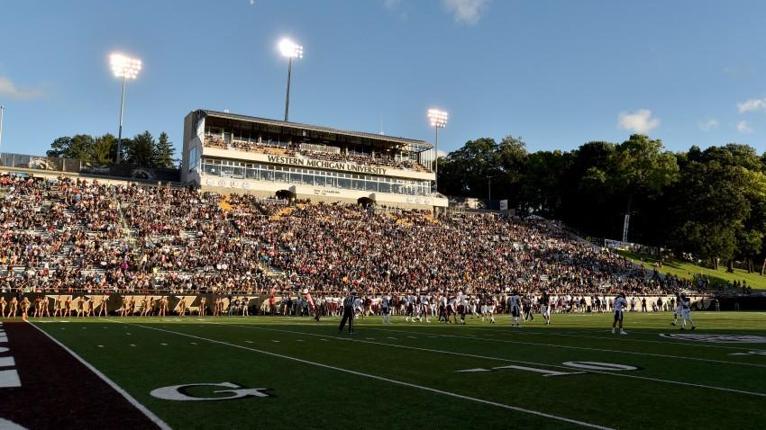 University Idaho Football Stadium