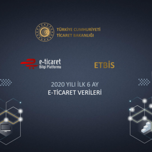2020 ilk 6 ay Türkiye e-ticaret verileri