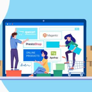 E-ticaret sitesi altyapı değişikliği