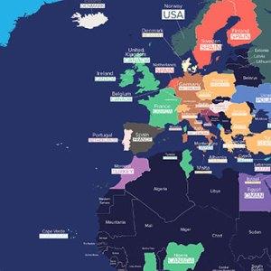 Dünyanın en çok taşınmak istenilen 10 ülkesi