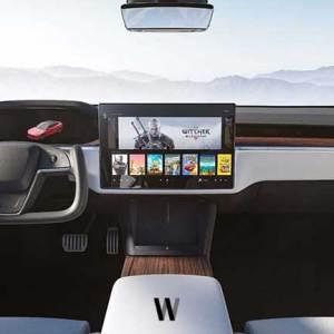 Tesla Plaid modelleri çıktı