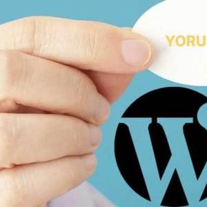 Yorumlardan linkleri temizlemek [WordPress]