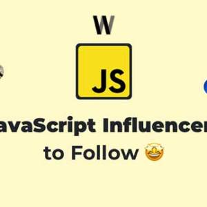JavaScript Influencers