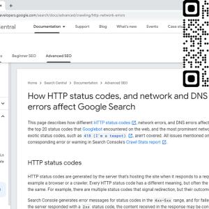HTTP Durum Kodları ve SEO
