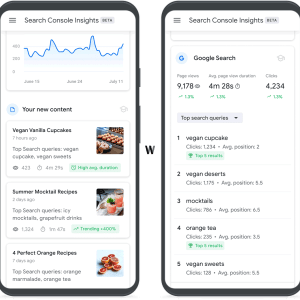 Search Console Insights