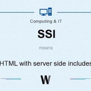 SHTML(Server Side Includes) içerisinde PHP kodu çalıştırmak