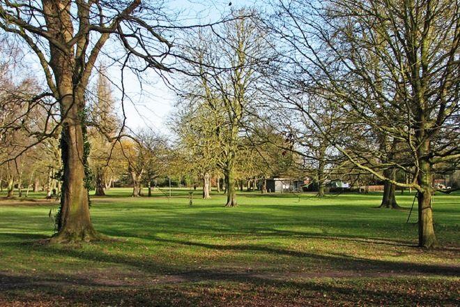 Cherry Hinton Hall Park