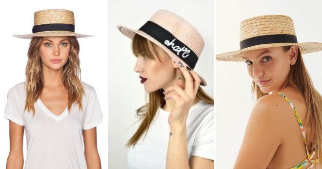 Chi va il cappello in stile ranotier