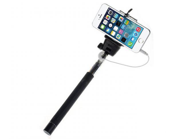 كيفية عمل عصا selfie مع الأسلاك
