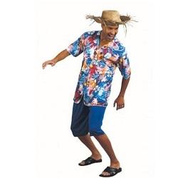 Гавай партиясының костюмдері оны өзіңіздей етіп жасаңыз