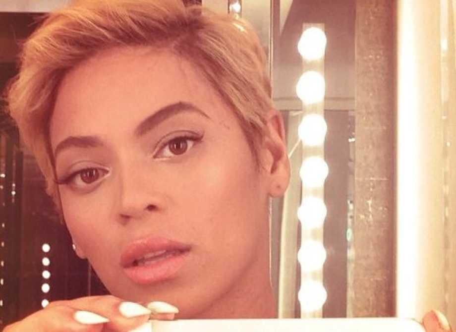 Beyonce Light Brown Hair