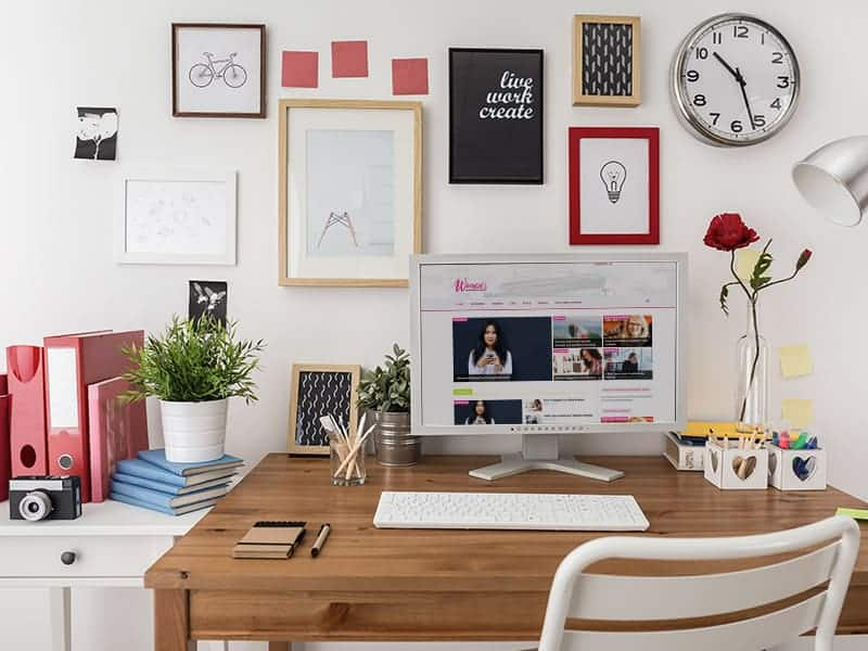 6 Office Decorating Ideas to Help Spruce Up Your Space