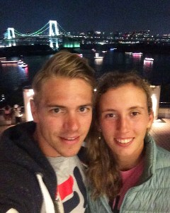 Synergy Of Love And Professional Success: Elise Mertens Dating Coach Robbe  Ceyssens | Women's Tennis Blog