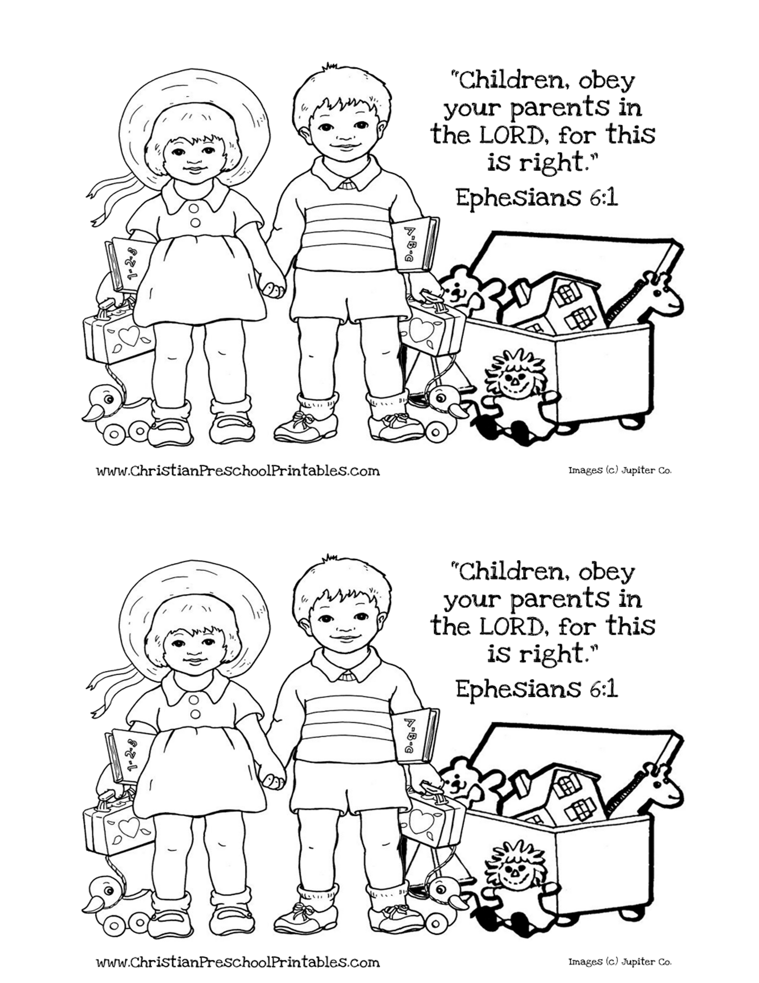 Free Coloring Pages Download Bible Fearfully And Wonderfully Made Of Obedience Page
