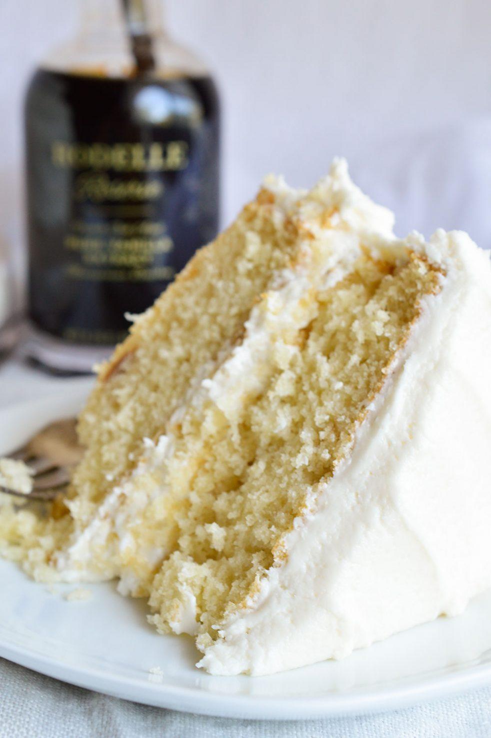 Vanilla Cake Recipe Scratch