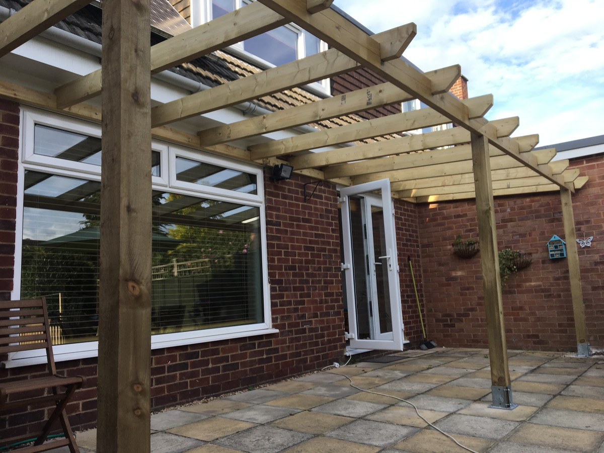 How To Build Your Own Veranda For Under 163 500 Wood Create