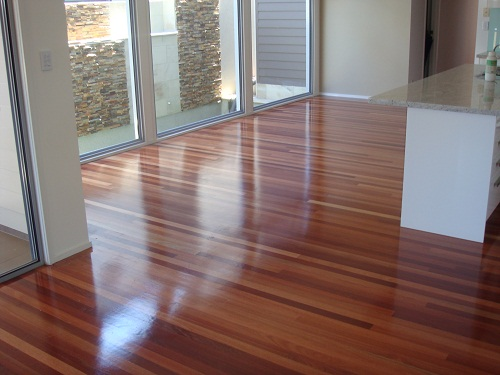 Tongue And Groove Decking