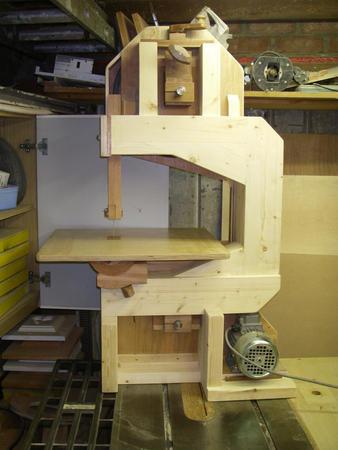 Gordon Millar S Bandsaw Build