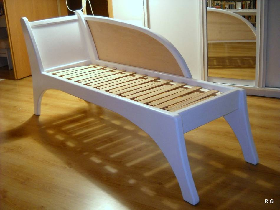 Ryszard S Chaise Lounge Build