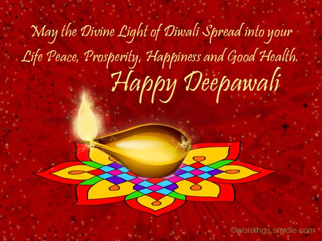 Best Diwali Wishes, Messages and Greetings – Wordings and ...