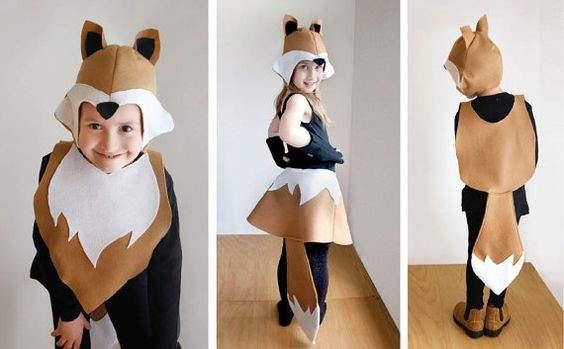 новогодние костюмы для детей фото 12