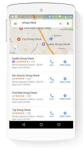 10 Things You Need to Know About the New Google Maps Local Search     google maps app ads