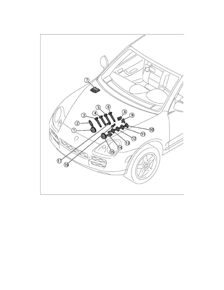 Array porsche workshop manuals u003e cayenne turbo s 9pa v8 4 5l turbo 2006 rh