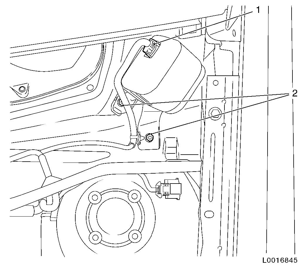 Opel Antara Wiring Diagram