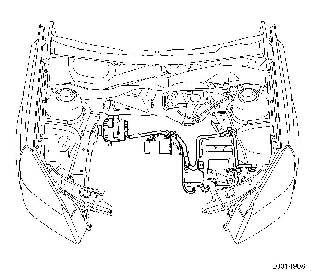 Wiring harness for alternator and starter replace vauxhall wiring harness at nhrt info