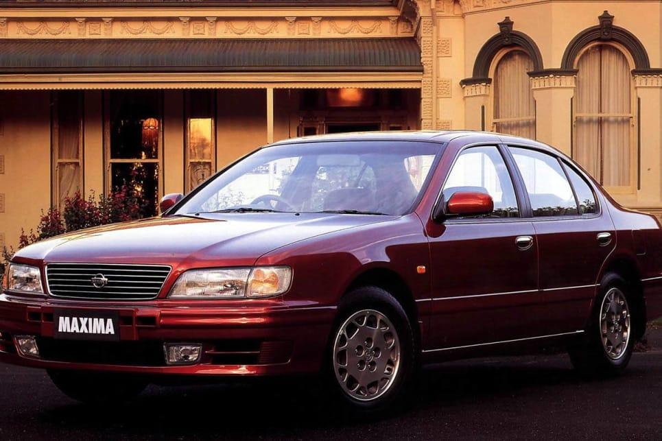 2004 Nissan Maxima Headlight Fuses