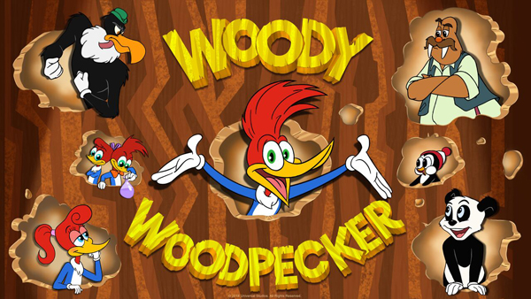 New Woody Woodpecker Episodes for YouTube - TVKIDS