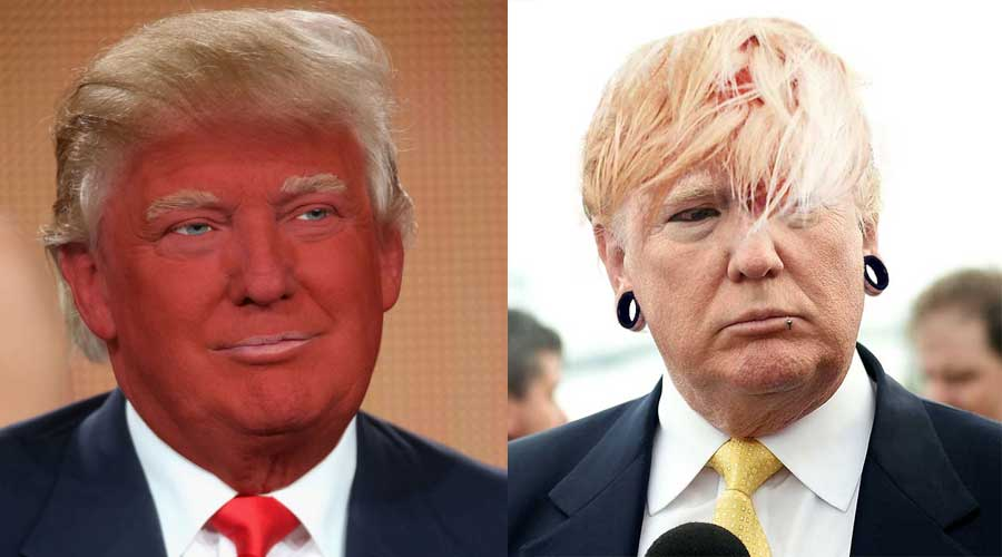 funny pictures of trump - 900×500