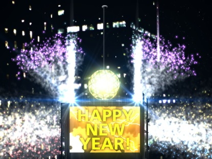 Times Square New Years Countdown Video Worship Song Track with     Times Square New Years Countdown Video Worship Song Track with Lyrics    Motion Worship   WorshipHouse Media