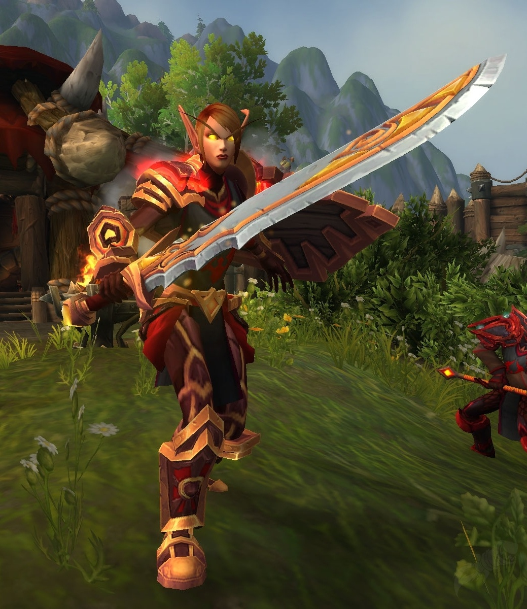 Lady Liadrin Npc World Of Warcraft