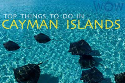 Top 8 Things To Do In Cayman Islands - WOW TRAVEL